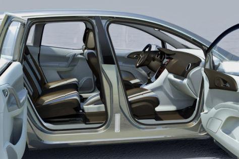 Opel Meriva Studie