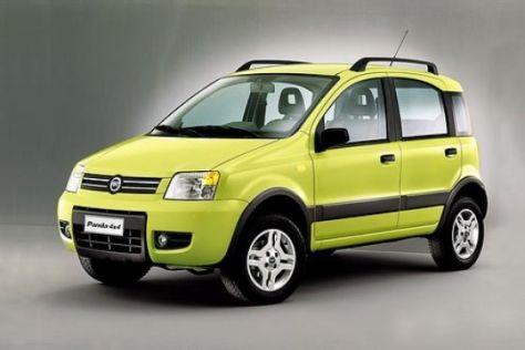 Fiat Panda 4x4 und SUV
