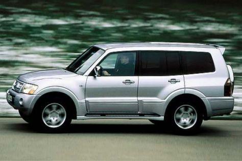 """Mitsubishi Pajero """"Edition 20"""""""