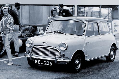 Mini Cooper 998