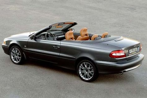 Volvo C70 Cabrio Collection