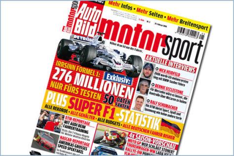 AUTO BILD MOTORSPORT 5/2008