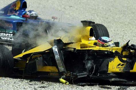 Kampf um den Formel-1-Job