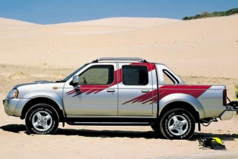 Nissan Pick-up Rally Raid
