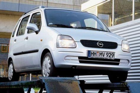 Opel Agila (ab 2000)