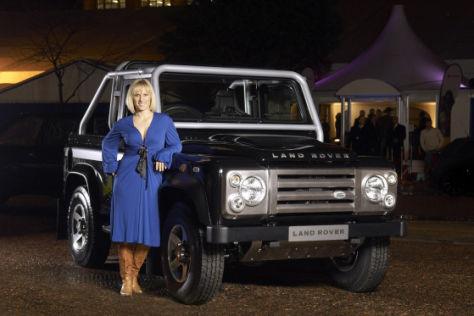 Land Rover wird 60