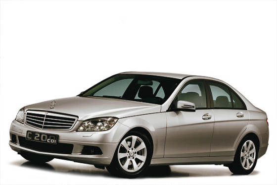 Mercedes-Benz C-Klasse Blue Efficiency