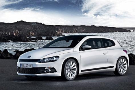 Genf-Premiere VW Scirocco
