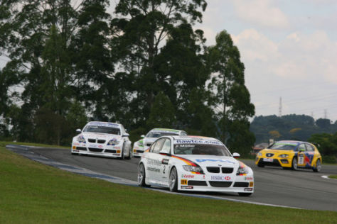 WTCC 2007 Curitiba