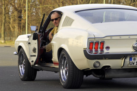 Ford Mustang Fastback GTA 390