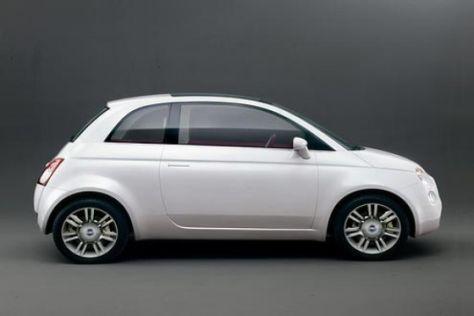 Fiats Neuheiten für Genf