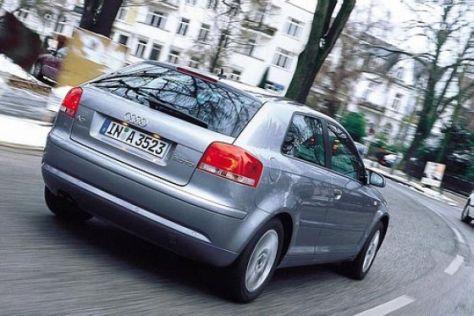 Audi A3 2.0 TDI mit DSG