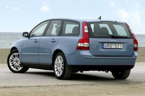 Fahrbericht Volvo V50