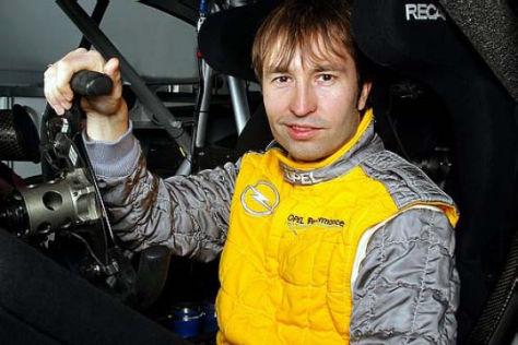 Heinz-Harald Frentzen, DTM, Opel