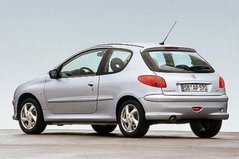 Peugeot 206 1.4 16V Tendance