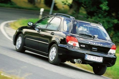 Subaru Impreza 1.6 TS