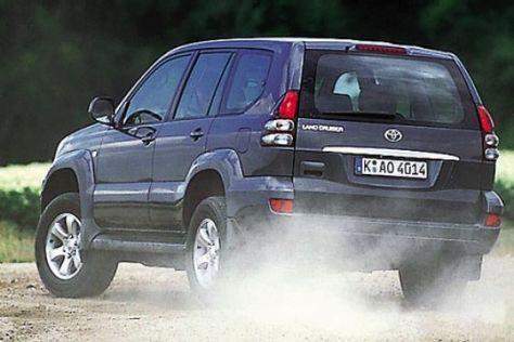Toyota LandCruiser 4.0 V6