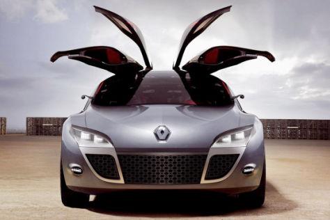 Renault Mégane Coupé  Concept Studie