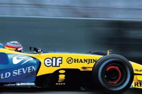 Formel-1-Vorbereitung