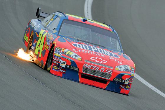 NASCAR Sprint-Cup 2008, Fontana/Kalifornien, Jeff Gordon