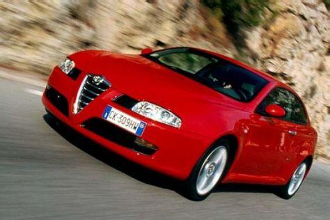 Alfa-GT-Markteinführung