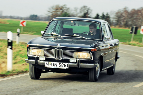 Adieu, ihr Vorurteile! Dieser BMW ist einiges, aber sicherlich nicht sportlich.