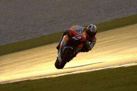 MotoGP-Auftakt Doha 2008