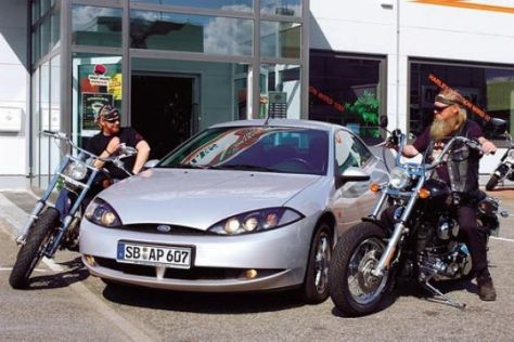 Ford Cougar (1998-2001)