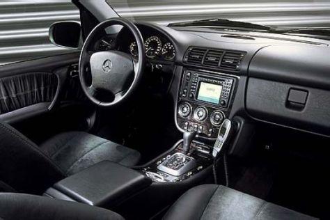 """Mercedes-Benz M-Klasse """"Final Edition"""""""