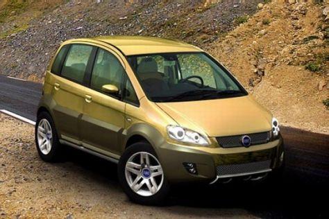 "Fiat Idea ""5 Terre"""