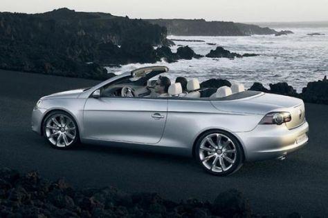 VW Concept C, BMW Concept M5
