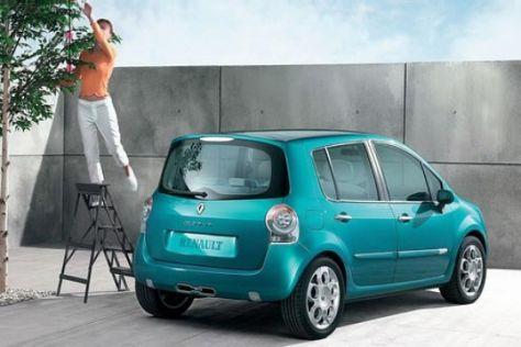 """Renault-Studie """"Modus"""""""