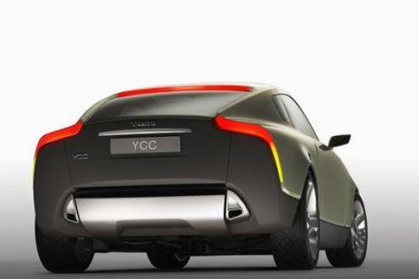 Genf-Studie Volvo YCC