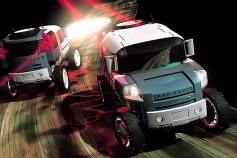 Neue Studie von Land Rover