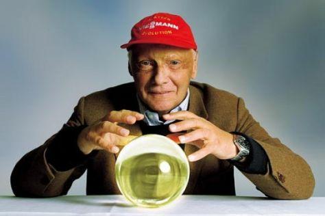 Niki Lauda orakelt für ABm