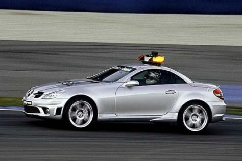 Mercedes-Benz Safety-Car