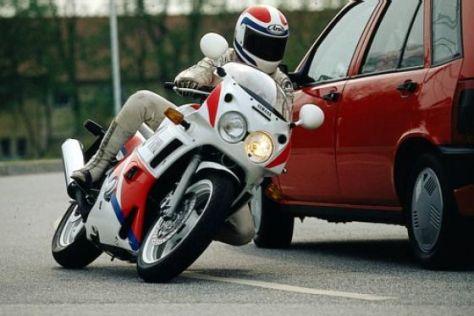 Start in die Motorradsaison