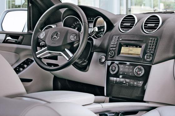 Mercedes-Benz ML-Klasse