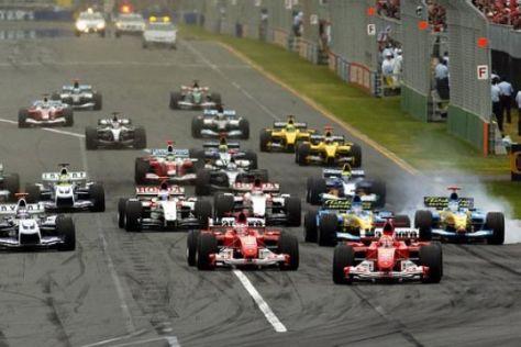 GP von Australien 2004