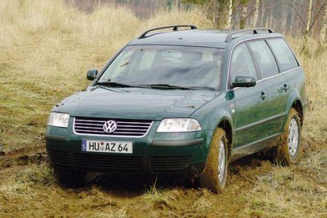 VW Passat 1.9 TDI 4motion von Seikel