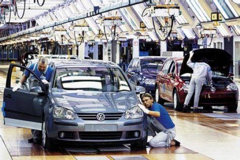 VW-Jahrespressekonferenz