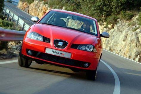 Seat Ibiza FR 1.9 TDI