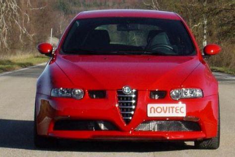 Alfa 147 GTA Novitec