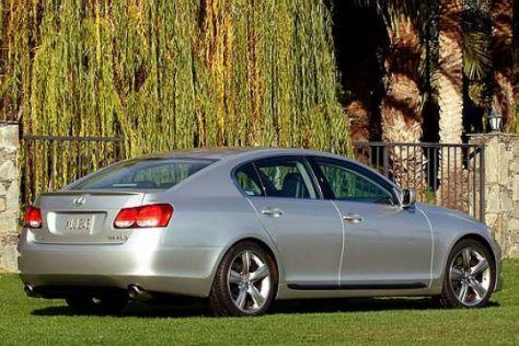 Lexus neue GS-Baureihe