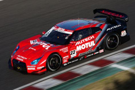 Nissan GT-R ,Motul Autech
