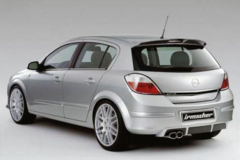 Opel Astra von Irmscher