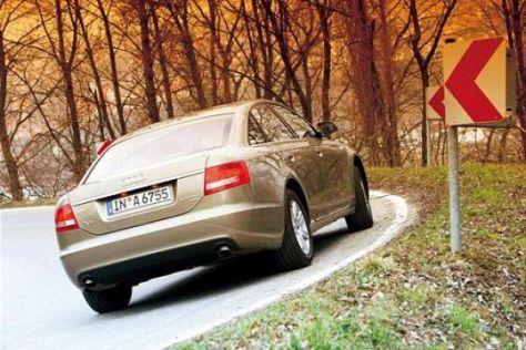 Fahrbericht Audi A6 3.0 TDI quattro