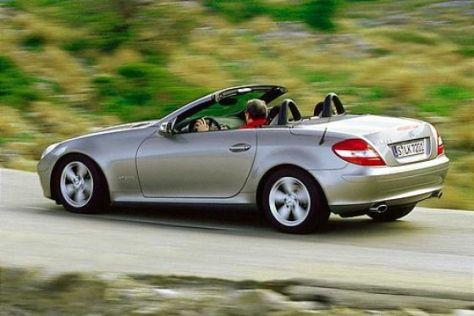 Fahrbericht Mercedes-Benz SLK