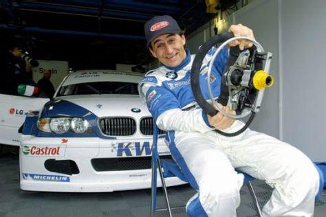 Alex Zanardis BMW 320i