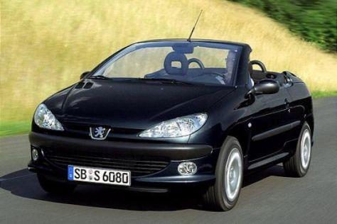 Peugeot 206 CC Filou